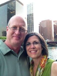 Steve and Barb in Chicago.july2015
